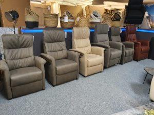Relaxstoel elektrisch met sta-op-functie