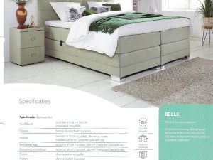 belle boxspring