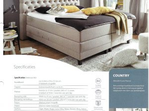 country boxspring